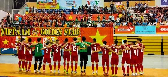 Đội tuyển futsal Việt Nam thắng thuyết phục Australia ảnh 5