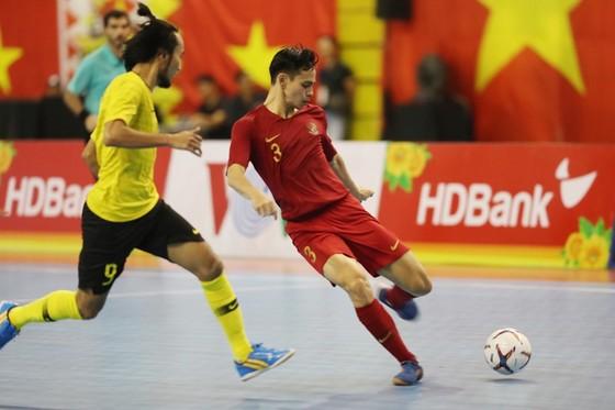 Giải futsal Đông Nam Á 2019: Malaysia bất ngờ để thua Indonesia ảnh 1