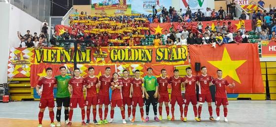 Tuyển futsal Việt Nam thoải mái sau chiến thắng trước Australia  ảnh 2