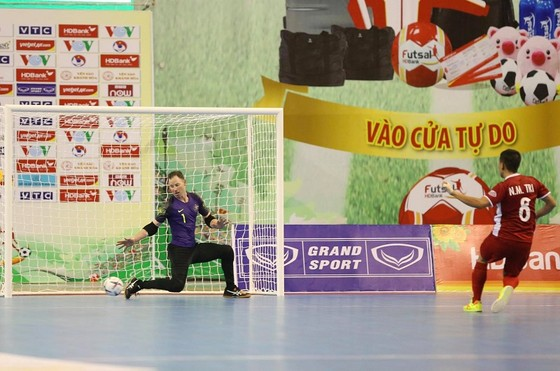 Đội tuyển futsal Việt Nam thắng thuyết phục Australia ảnh 3