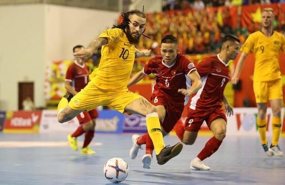 Đội tuyển futsal Việt Nam thắng thuyết phục Australia ảnh 1