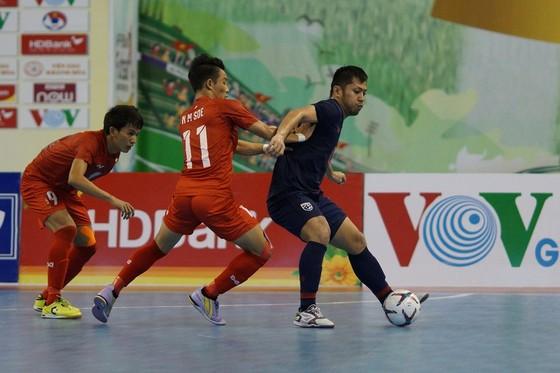 Giải futsal Đông Nam Á 2019: Thái Lan toàn thắng ở bảng A ảnh 1