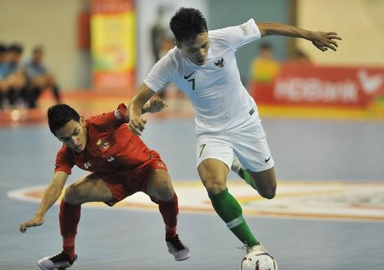 Giải futsal Đông Nam Á 2019: Myanmar tranh hạng 3 với Việt Nam ảnh 1
