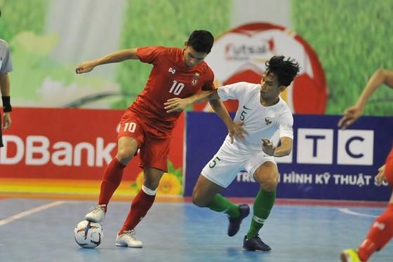Giải futsal Đông Nam Á 2019: Myanmar tranh hạng 3 với Việt Nam ảnh 2