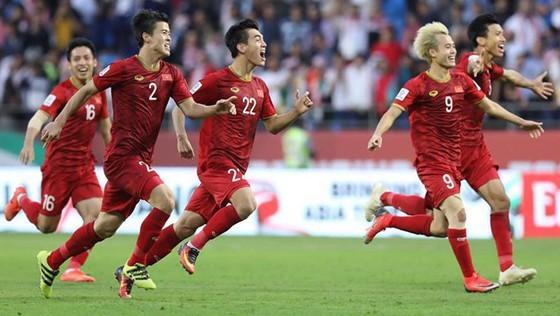 Đội tuyển Việt Nam đang dẫn đầu khu vực Đông Nam Á. Ảnh: Anh Trần