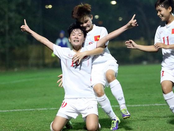U19 nữ Việt Nam tự tin lấy vé vào bán kết giải châu Á ảnh 1