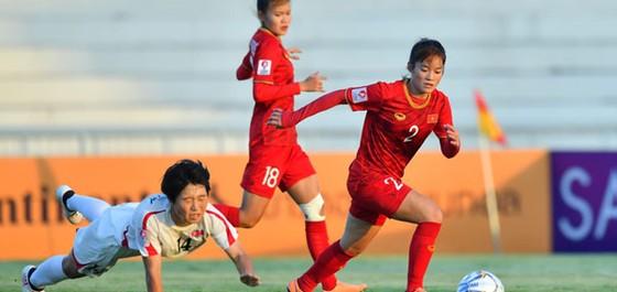 Các cô gái Việt Nam tạo ấn tượng sau 2 trận đầu tiên. Ảnh: AFC