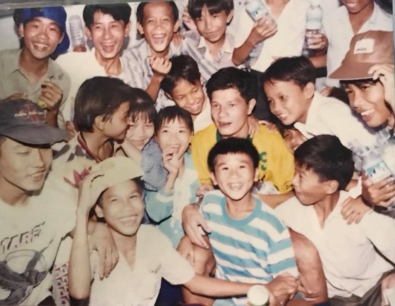 Cựu tuyển thủ Huỳnh Quốc Cường: Trở thành HLV cũng cần phải có duyên ảnh 1