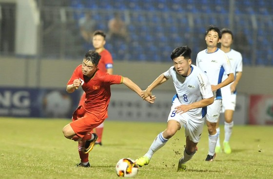 SV Nhật Bản toàn thắng cả 3 trận vòng loại. Ảnh: Nguyễn Nhân