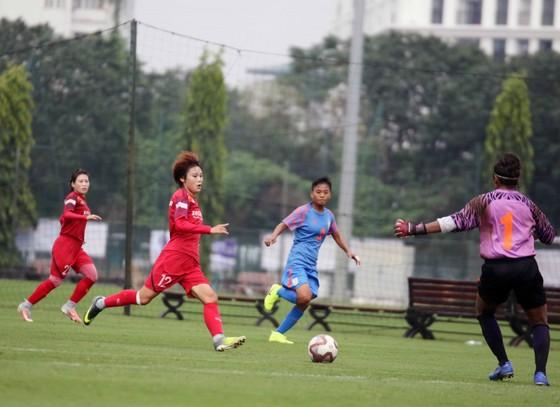 Đội tuyển nữ Việt Nam thắng nữ Ấn Độ 3-0 ảnh 1