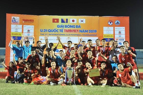 Giải U21 quốc tế 2019: Chủ nhà bảo vệ thành công ngôi vô địch ảnh 2