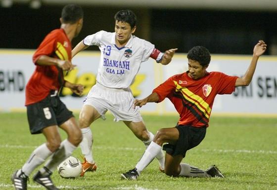 HA.GL trong lần tham dự giải vô địch các CLB Đông Nam Á 2005 tại Brunei. Ảnh: Quang Nhựt