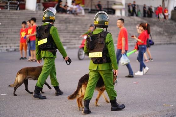 VFF tăng cường các phương án an ninh cho hai trận đấu sắp tới của đội tuyển Việt Nam ảnh 2
