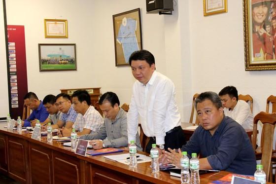 VFF tăng cường các phương án an ninh cho hai trận đấu sắp tới của đội tuyển Việt Nam ảnh 1