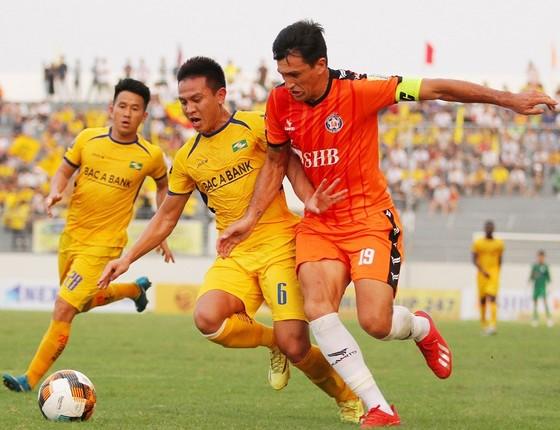 Trần Đình Hoàng sẽ gia nhập đội bóng sông Hàn ở V-League 2020. Ảnh: Viết Định