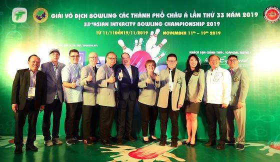 Giải vô địch Bowling các Thành phố châu Á năm 2019 ảnh 1