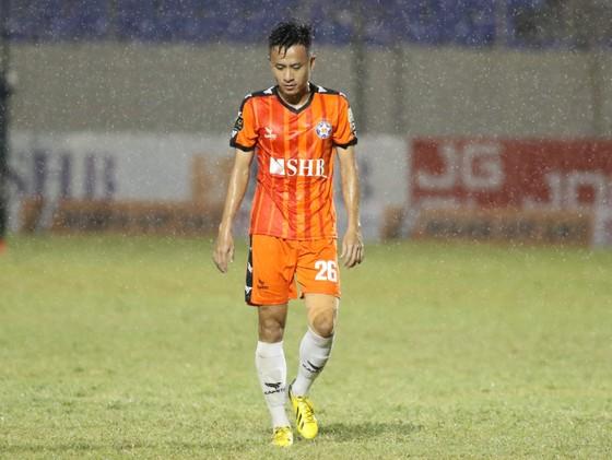 Võ Huy Toàn bất ngờ chia tay đội bóng sông Hàn. Ảnh: Viết Định