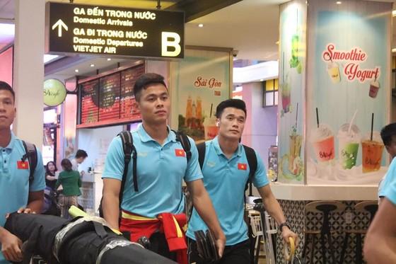 Đội tuyển U22 Việt Nam sẽ có 4 ngày tập luyện tại TPHCM trước khi lên đường sanh Philippines. Ảnh: Hữu Thịnh
