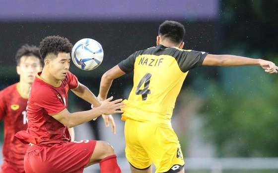 Đức Chinh biết ghi bàn là tín hiệu mừng cho tuyển U22 Việt Nam ảnh 1