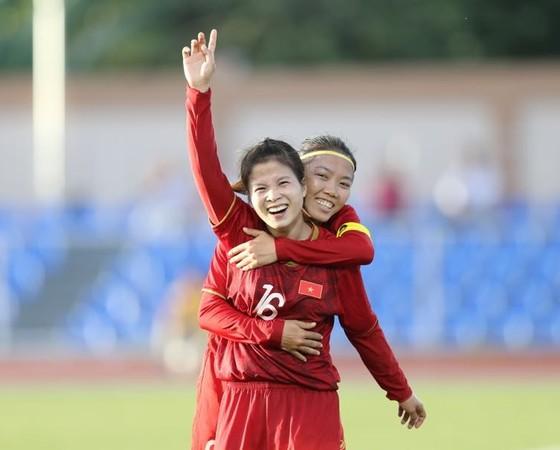 Nữ Việt Nam - Thái Lan 1-1: Đánh rơi chiến thắng giờ chót ảnh 4