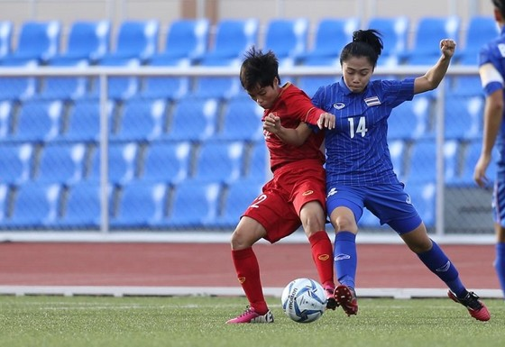 Nữ Việt Nam - Thái Lan 1-1: Đánh rơi chiến thắng giờ chót ảnh 2
