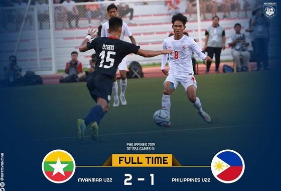 Thua Myanmar 1-2, chủ nhà Philippines có nguy cơ bị loại ảnh 2