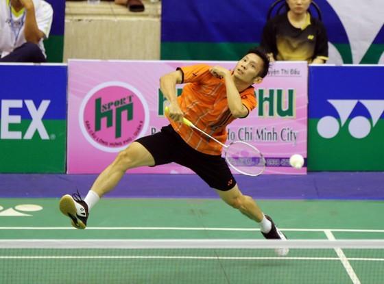 Tay vợt số 1 của Việt Nam Nguyễn Tiến Minh vắng mặt tại SEA Games lần này. Ảnh: Dũng Phương