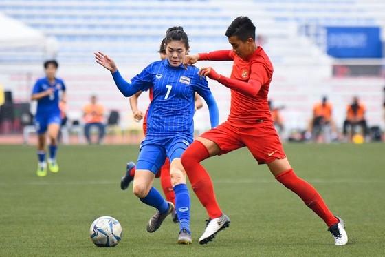 Thái Lan trong trận thắng Indonesia 5-1. Ảnh: FAT