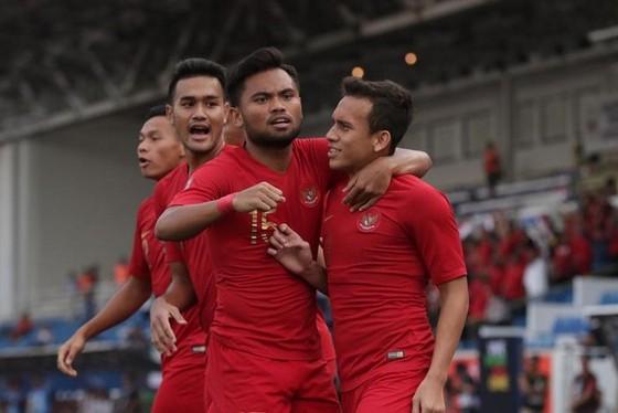 Indonesia thắng dễ Brunei. Ảnh: Bolasport