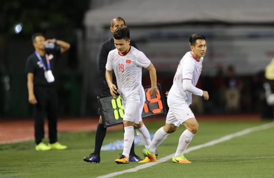 U22 Việt Nam - U22 Singapore 1-0: Giữ vững ngôi đầu bảng ảnh 5