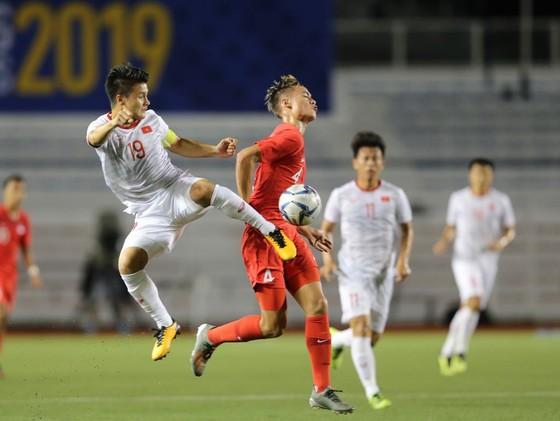 U22 Việt Nam - U22 Singapore 1-0: Giữ vững ngôi đầu bảng ảnh 3