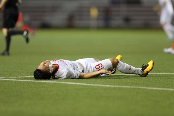 U22 Việt Nam - U22 Singapore 1-0: Giữ vững ngôi đầu bảng ảnh 4
