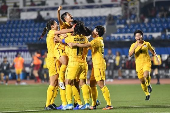 Thái Lan tái đấu với tuyển nữ Việt Nam ở trận chung kết SEA Games 30  ảnh 1