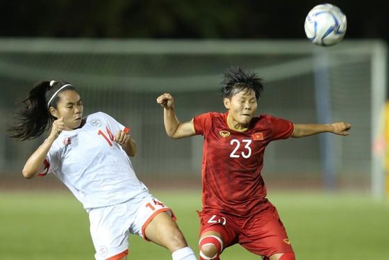Nữ Việt Nam - Nữ Philippines 2-0: Chiến thắng thuyết phục ảnh 2