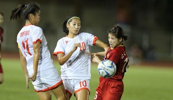 Nữ Việt Nam - Nữ Philippines 2-0: Chiến thắng thuyết phục ảnh 3