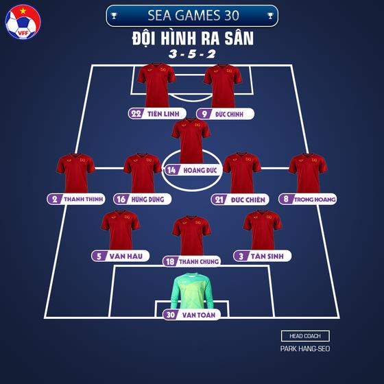 Việt Nam - Campuchia 4-0: Nhẹ nhàng vào chung kết ảnh 1