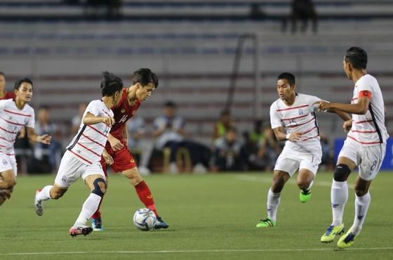 Việt Nam - Campuchia 4-0: Nhẹ nhàng vào chung kết ảnh 3