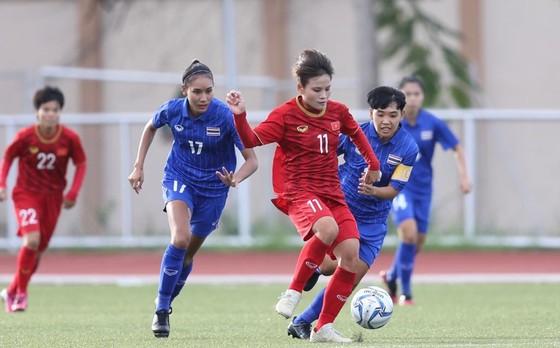 Hành trình đăng quang của đội tuyển nữ Việt Nam ảnh 2