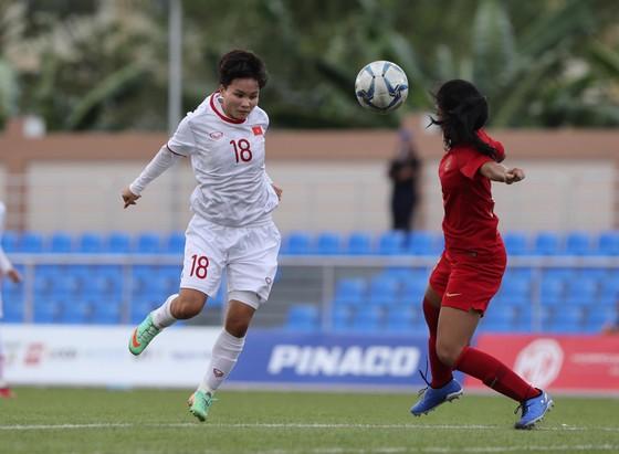 Hành trình đăng quang của đội tuyển nữ Việt Nam ảnh 3