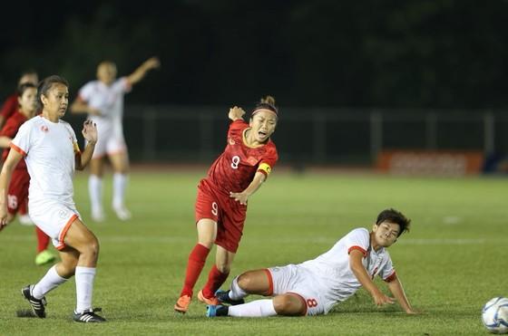 Hành trình đăng quang của đội tuyển nữ Việt Nam ảnh 4