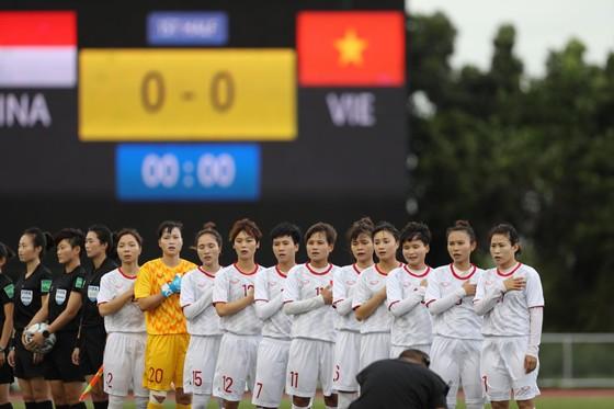 Hành trình đăng quang của đội tuyển nữ Việt Nam ảnh 1