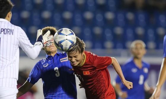Nữ Việt Nam - Nữ Thái Lan 1-0: Bảo vệ thành công ngôi Hậu ảnh 6