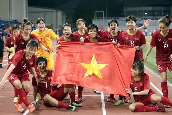 Bóng đá nữ Việt Nam tiếp tục ghi dấu ấn trên đấu trường khu vực. Ảnh: Dũng Phương