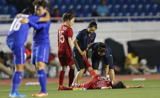 Hành trình đăng quang của đội tuyển nữ Việt Nam ảnh 7