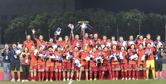 Hành trình đăng quang của đội tuyển nữ Việt Nam ảnh 11