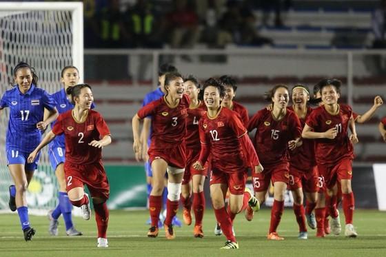 Hành trình đăng quang của đội tuyển nữ Việt Nam ảnh 10