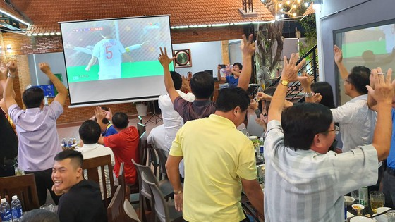 Việt Nam - Indonesia 3-0: Hoàn tất giấc mơ vàng 60 năm ảnh 4