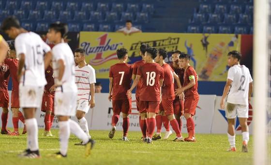 Thắng dễ Campuchia, U20 Việt Nam vào chung kết BTV Cup 2019  ảnh 1