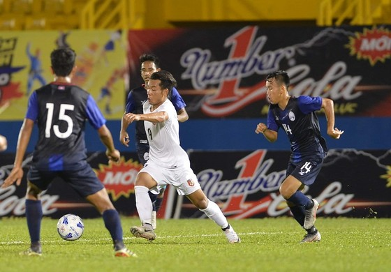 U20 Myanmar giành vị trí thứ 3 tại BTV Cup 2019 ảnh 1
