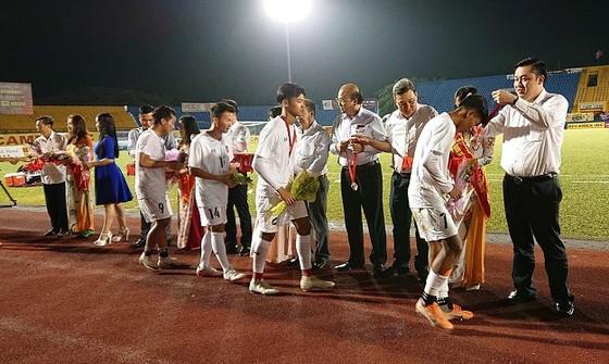 U20 Myanmar giành vị trí thứ 3 tại BTV Cup 2019 ảnh 2